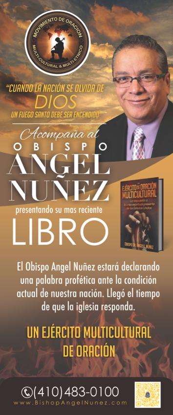 Prayer Army Book in Spanish